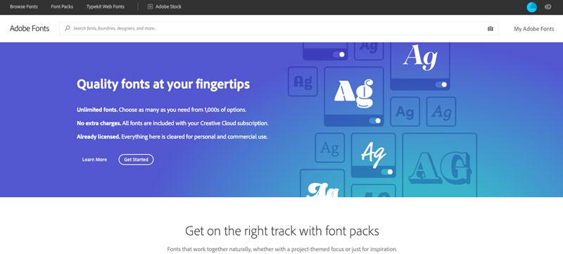 10 Best Font Websites